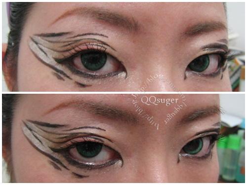 你拍攝的 Wee'p極致電眼驚燦眼線膠組(經典黑) _07。