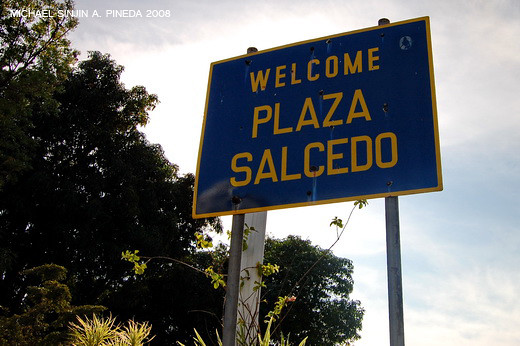 Plaza Salcedo, Vigan Ilocos Sur