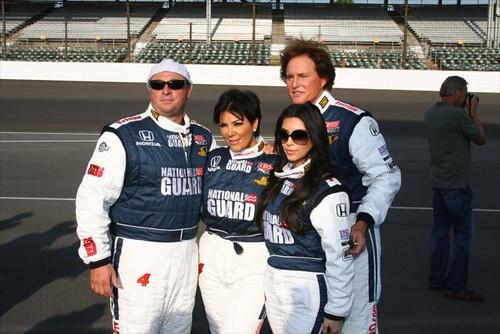 Famous IndyCar Fans