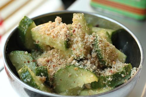 Sesame Cucumbers 3