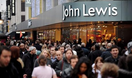 John Lewis department store chain