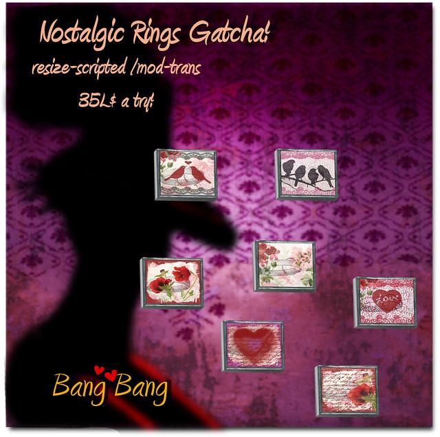 Bang Bang - Nostalgic rings