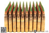 M855 SS109 Green Tip Ammunition