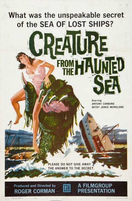 CreatureFromHauntedSea1961