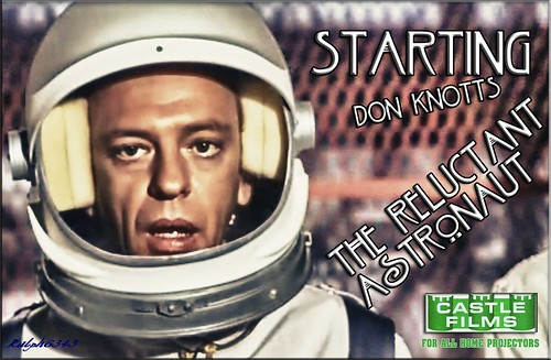 don knotts reluctant astronaut - photo #16