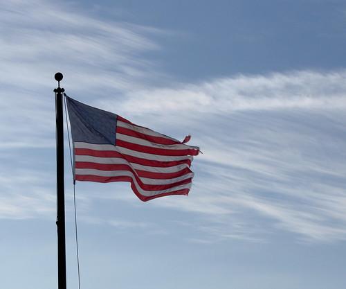 American Flag by Dawn Huczek, on Flickr