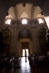 Interior (Axayacatl) Tags: church mexico iglesia jae cupula taxco guerrero 40d