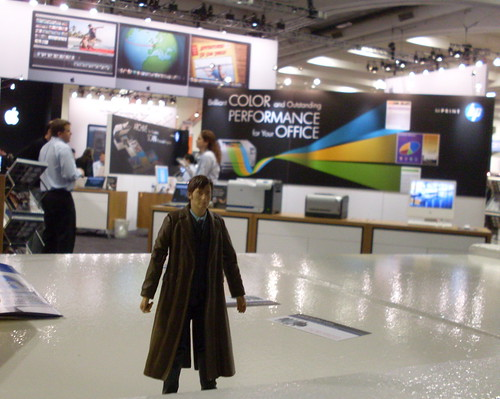 The Doctor at Macworld II