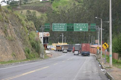 Goodbye Ecuador!