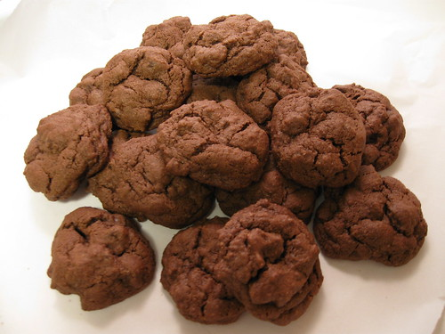 Double Chocolate Chip Cookies - Gluten Free