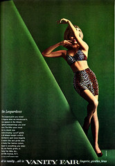 Vanity Fair Undergarment ad, 1964