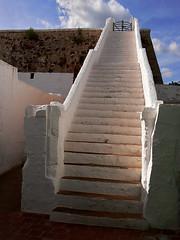 Stairway to... (Jamawa_UK) Tags: deleteme5 deleteme8 deleteme deleteme2 deleteme3 deleteme4 deleteme6 deleteme9 deleteme7 spain deleteme10 steps 100 menorca cistern fz7 esmercadal panasoniclumixdmcfz7 jamawa mehx2