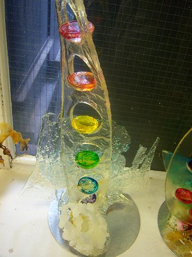 sugar sculpture
