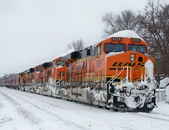 Burlington Northern SantaFe (cameradude31) Tags: santafe burlington northern waterlooiowa