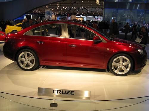 2011 chevy cruze