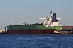 30025 (Darren B. Hillman) Tags: ships tankers rivermersey bwbauhinia