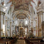 Nave of the Basilica of the Fourteen Holy Helpers thumbnail