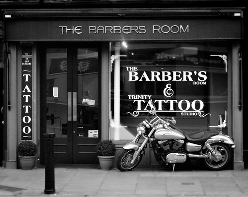 The Barbers' Rooms