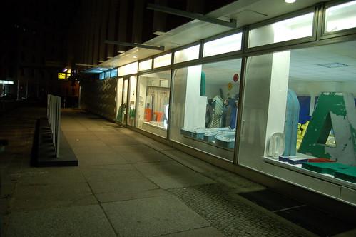 Toward the Buchstaben Museum 01
