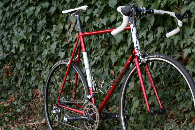 Old steel road bikes vs Carbon « Singletrack Forum