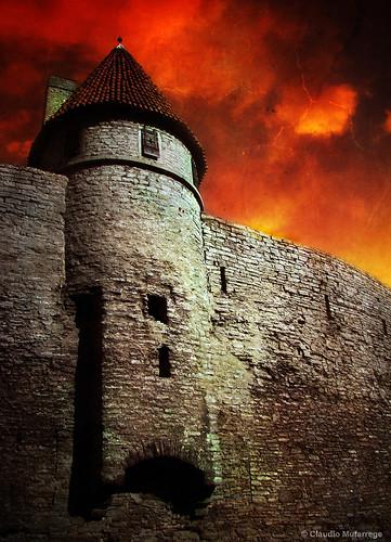 tallin castle
