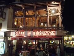 Cafe La Terrasse, Chamonix