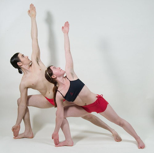 gabe and maggie yoga