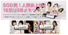 何其低俗焉:日本发布U盘Porn电影