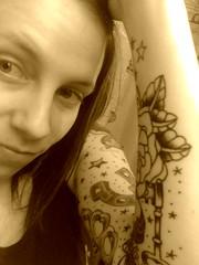 LA LA LA TAGGED!! & tattoo'd =] (jami_lee) Tags: adorable