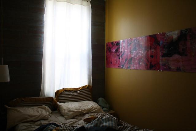 bedroom glow
