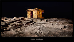 Light Painting Malabar Hd Bunker (brentbat) Tags: light painting rocks bunker malabar