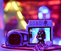 "Cliche ""16 things"" (ShanLuPhoto) Tags: camera selfportrait colourful 自拍 icefestival harbin 哈尔滨 icelantern looloo 16things nikons10"
