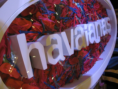 Havaianas stage