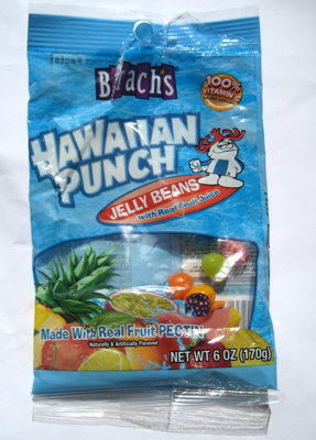 Hawaiian Punch Jelly Beans