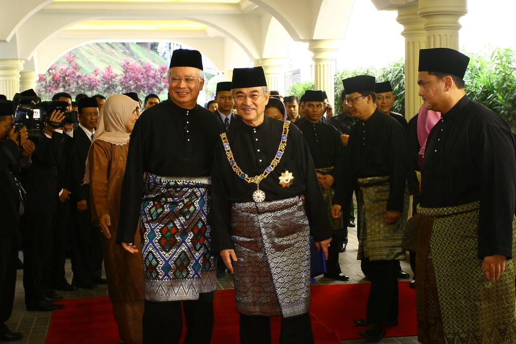 Image result for Prime Minister Najib Razak in 2009