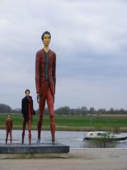 Not amused (Elly Snel) Tags: holland river doesburg ijssel gelderland rivier flickrchallengewinner 15challengeswinner beginnerdigitalphotographychallengewinner agcg