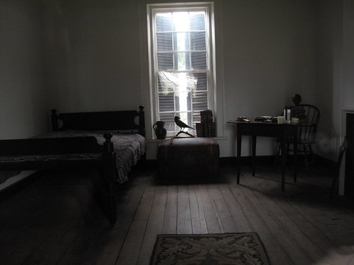 Student quarters of Edgar Allen Poe