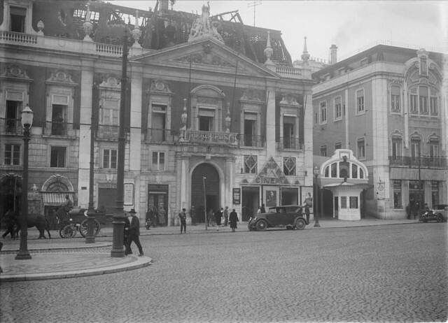 Palácio Foz, Restauradores (H. Novais, 1929)