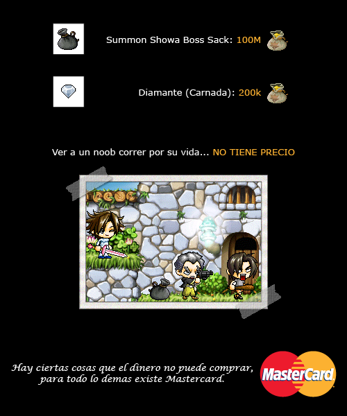 Maple Story - Maple 8 Comic #020: Maestro