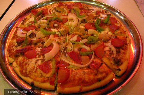 jca gourmet pizzas
