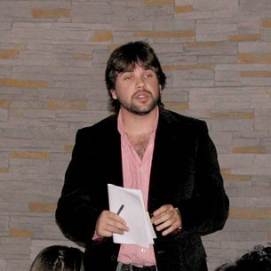 Orlando Fernandes, Líder da JS/Madeira