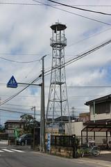 今成の火の見櫓(川越市)