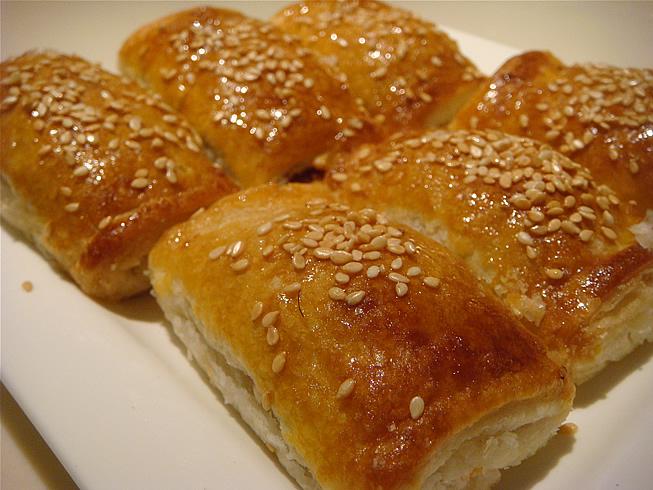 Char Siu Pastry