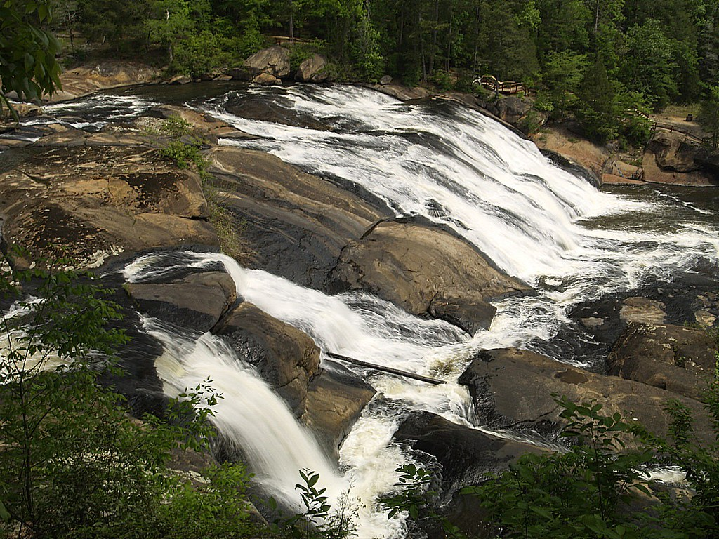 Highfalls State Park Ga