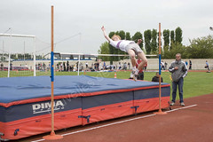 meeting inter regional _66-border (journal-des-deux-rives) Tags: sport meeting course sportif athletisme franconville sautenlongueur sautenhauteur