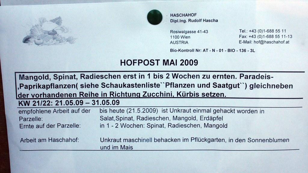 Hofpost