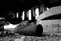 Sale fin de vie pour une bombe