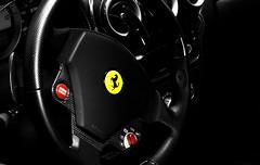 Steer Me! (unleashingmephotography) Tags: car ferrari steeringwheel unleashingmephotography