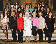 Women's eNews 21 Leaders for the 21st Century group photo by webmamma5000