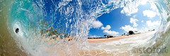 In and Out ( KristoforG) Tags: ocean 20d beach water canon photography hawaii sand surf ride pacific sandy tube wave tsunami housing lip tidal gellert 270 bodysurf kristofor kristoforg